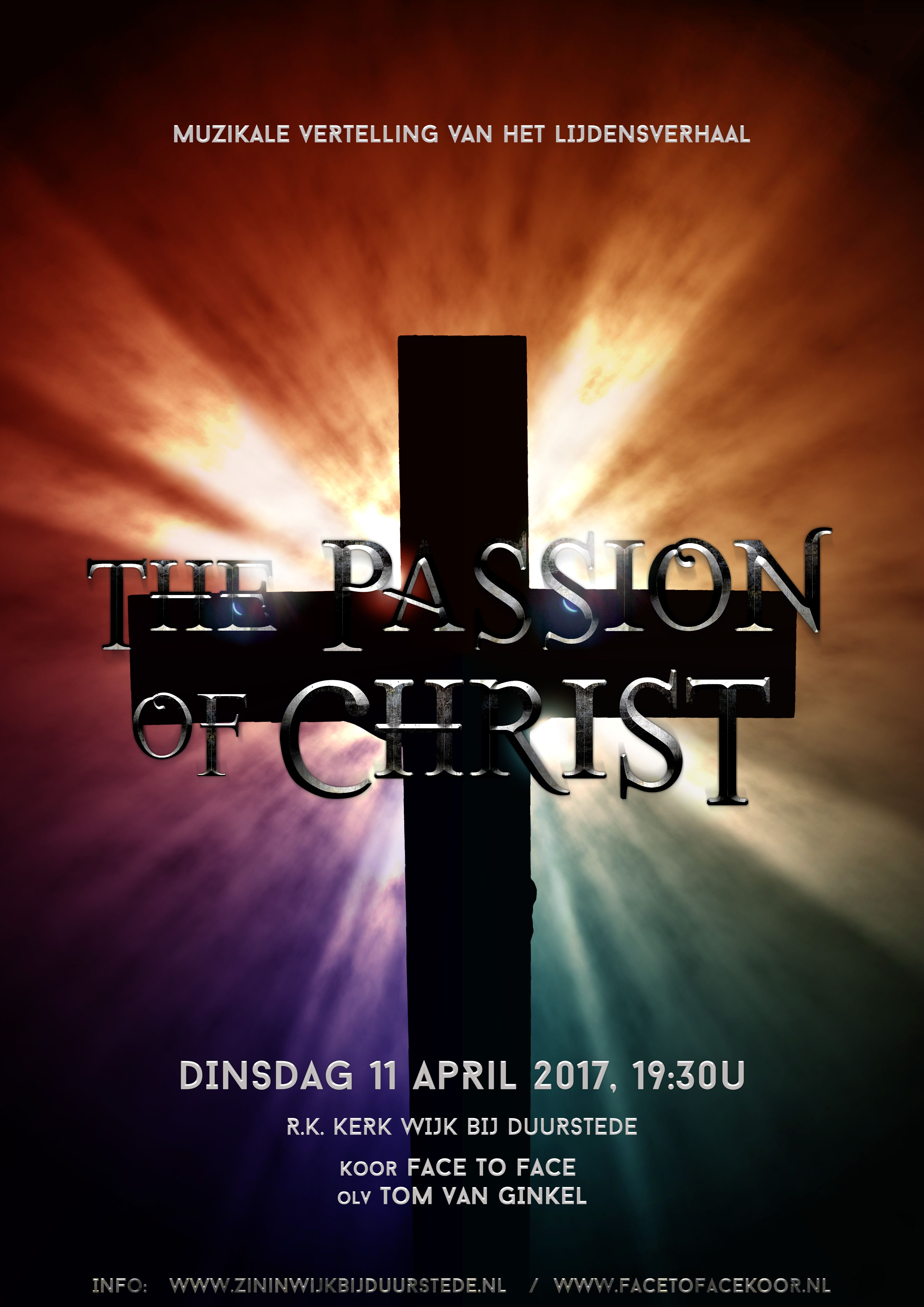 The Passion of Christ 27 maart 2018